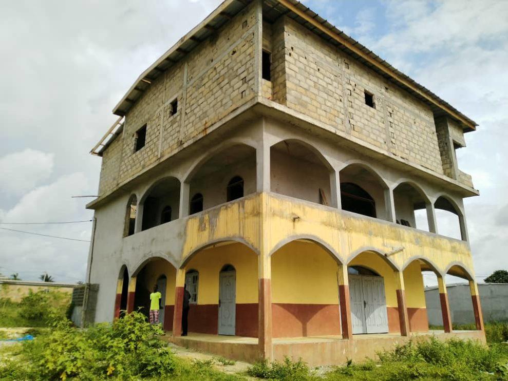 Une Mosquée au complexe