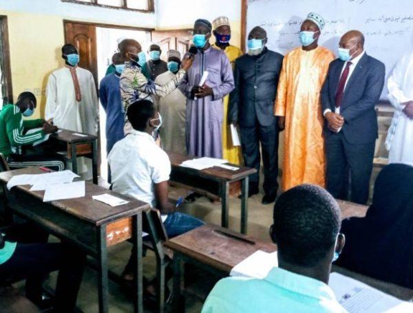 8383 candidats aux examens nationaux islamiques session 2019-2020